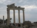 Храм Апполона в Сиде.