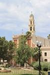 Церковь Святого Петра.В настоящее время находится на реставрации.