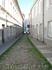 узенькая улочка ведущая на центральную площадь