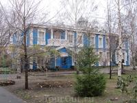 Усадебный дом А.А.Сатина