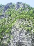 Удивительные горы Абхазии.