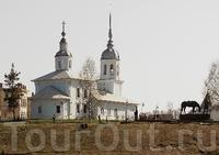 Вологодская Церковь Александра Невского