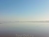 Гулять по пляжу Агадира можно бесконечно. В первый день приезда мне повезло и здесь почти не было людей