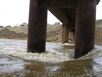 мост в Кусье Александровской