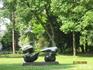 Парк в центре Дюссельдорфа