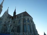 Неоготический собор св.Матиаша