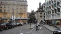 Старый город в Женеве