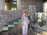 Хорватия Медулин . Коноба на берегу- закрытие сезона