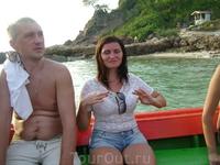 """20 декабря 2010. Паром """" Остров Ко Лан (пляж Самае) - Паттайя"""""""