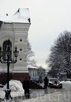 Улочки зимнего Таллина.