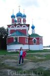 Храм является частью кремлевского ансамбля.