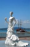 Фотография Скульптура Белая невеста