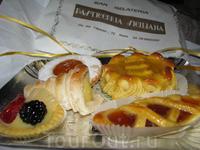 итальянская выпечка