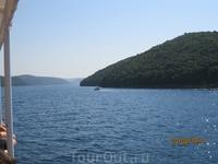Залив Lim (7 км)
