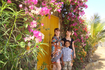 разноцветье  о-в Нгор