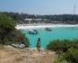 остров Racha (Raya). прямо как на симиланах, только плыть мин 30-60 (не помню точно) от пирса на Чалонге.