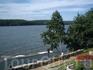 вид на озеро Теренкуль