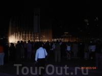 поющие фонтаны Дубая 3