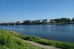 Волга в районе г. Твери.