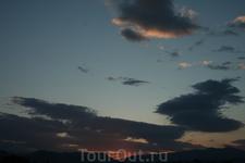 Рассвет в Напфлио