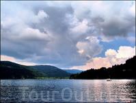 Озеро во всей красе