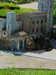 """Кошки постоянные посетители парка """"Италия в миниатюре"""""""