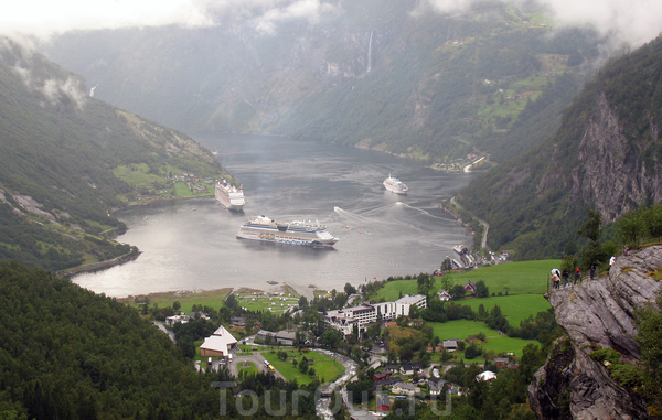 Гейрангер. Норвегия