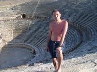 31 августа. Хиерополис.