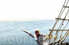 В море ... В поисках Водного Такси ) ТУНИС