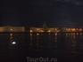 Петербург ночью.