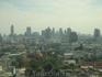 виды Бангкока с 11 этажа отеля Prince Palace