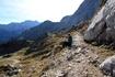 тропа в долину Hoellental