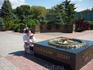 Керчь современный.Вечный огонь.В Керчи очень много памятников связанных с ВОВ 1941-1945гг.