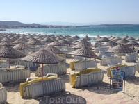 Чешме = прекрасный пляж
