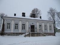 Внутри крепости в Лаппеенранте