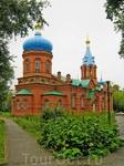 Воинский храм святого благоверного великого князя Александра Невского.