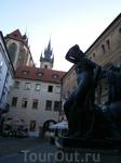 к вечеру Прага предстает в новых оттенках