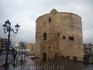 Башня в Альгеро на набережной