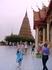 Сзади меня Бирманский Храм