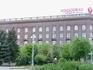 Гостиница Волгоград.Расположена в центре города,на Площади Павших Борцов