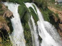 Водопад в Анталии, Турция