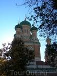 Русская церковь в Ницце