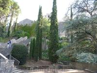 Сады университета Жироны