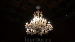 Ливадийский дворец_люстра в кабинете Рузвельта by D.