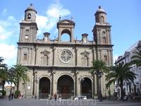 Кафедральный Собор в Лас Пальмас