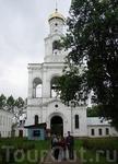 Колокольня Юрьева монастыря (1838—1841 гг.)