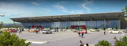 Международный Аэропорт Приштины Адем Яшари