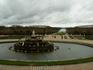 Версаль. Вид от Дворца.