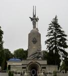 Памятник русским солдатам погибшим в Первой Мировой Войне
