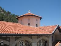 Киккос монастырь